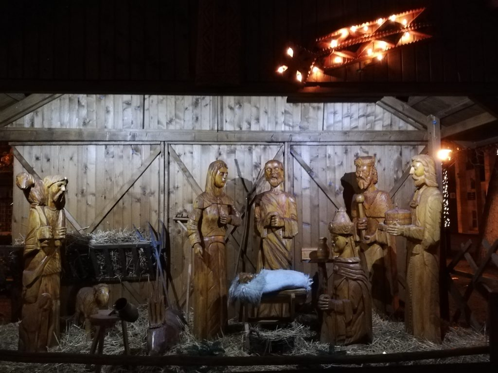 Karácsonyi vásár Tatabánya